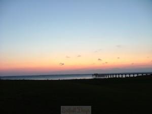 Sunrise at Cape San Blas!