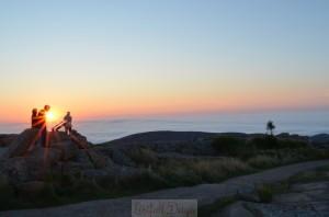 Sunrise on Cadillac Mountain!